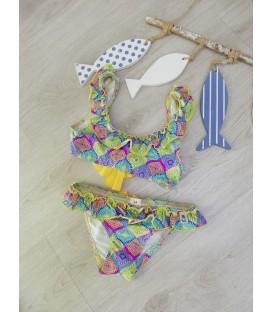 Bikini colorines