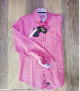 Camisa oxforf
