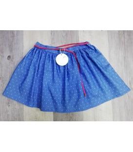 Falda niña vestir